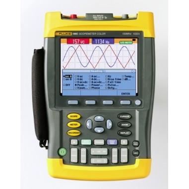 Fluke 196C/S ScopeMeter® s rozšírenou...