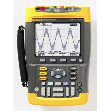 Fluke 199B/S ScopeMeter® s rozšírenou...