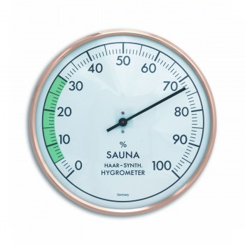Analogue hygrometers