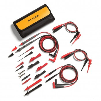 Test leads, clips and probes